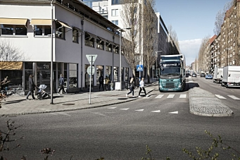 Volvo Trucks gir sine elektriske lastebiler unike lyder