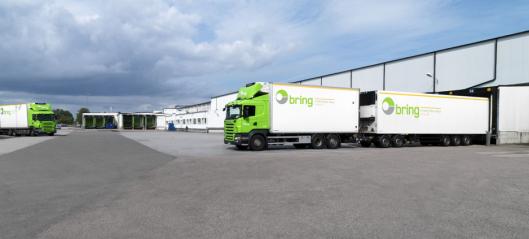 Posten stopper salg av Bring-selskap