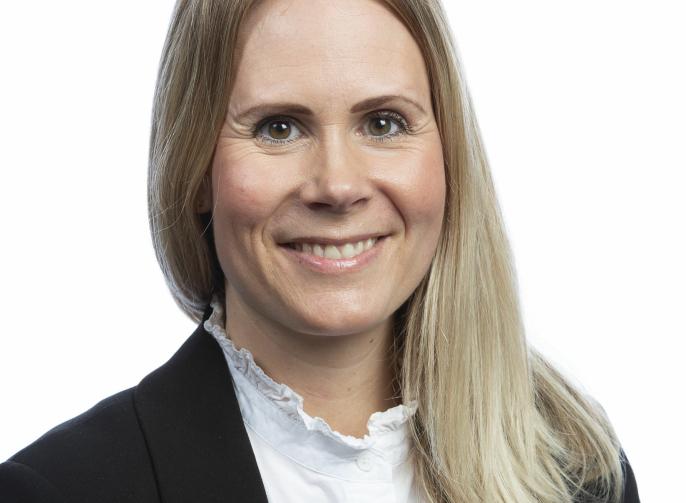 Guro Dalheim Johansen er assisterende prosjektleder i Statens vegvesen / Utbyggingsområde nord.