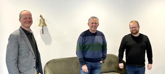Ketil Solvik-Olsen ny daglig leder i Seabrokers Fundamentering