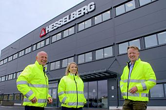 Snudde Hesselberg-skuta