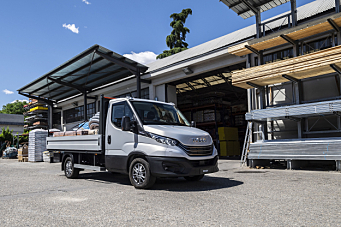Mer intelligent Iveco Daily