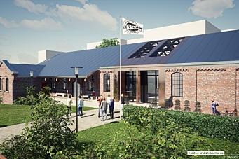 Peab rehabiliterer Halden godshus for Kirkens Bymisjon