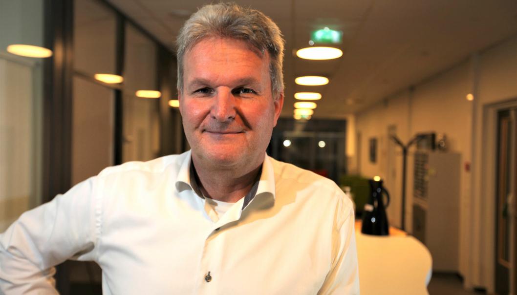 Gunnar Moe i Rana Gruber er fornøyd med avtaleutvidelsen som gjør det mulig for Rana Gruber å tenke langsiktig og konsentrere seg på det de er best på - utvinning av malm.