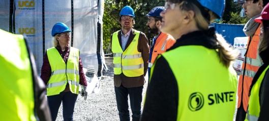 Byggforskserien viser hvordan man dokumenterer at TEK17 er oppfylt
