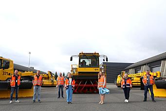 Mesta tildelt vinterdrifts-kontrakt på Avinor Oslo Lufthavn