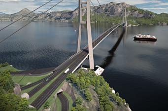 Kontrakter skal sikre god norsk deltakelse