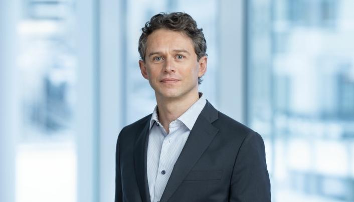 Eric Mazzocchi er ansvarlig for Statkrafts satsing på hydrogen til landtransport.