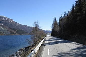 Brødrene Dokken AS skal utbedre E16 Turtnes-Øye i Valdres