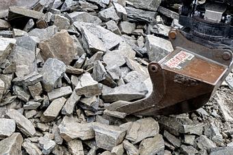 Endringer i mineralloven: Forenklinger for næringen allerede fra 1. juli