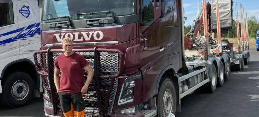 Analyserer kjøring med totalvekt opp til 74 tonn