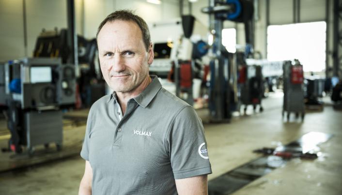 Prosjektleder i Volmax AS og direktør i selskapets rådgivningsvirksomhet, Andreas Flognfeldt.