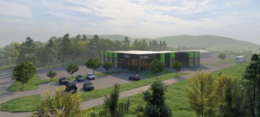Peab bygger verkstedbygg i Trysil
