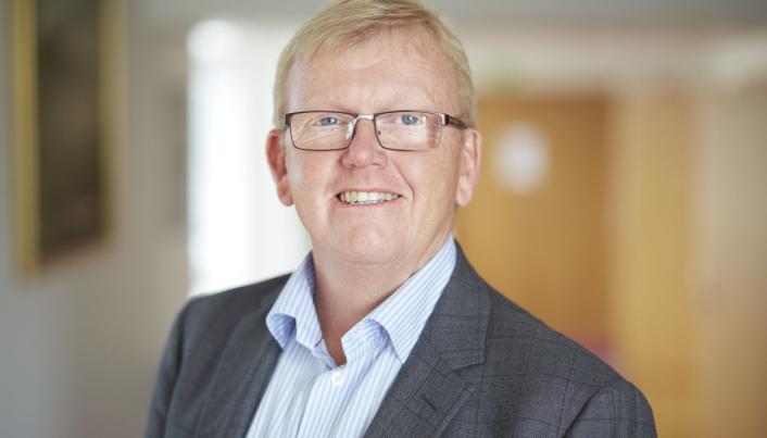 Per Jonsson, leder for NCC Infrastructure Norge, er strålende fornøyd med tildelingen av kontrakten på ca. 1,9 milliarder kroner.