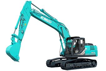 Kobelco klar med nye 20-tonns gravemaskiner
