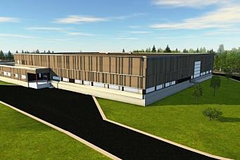 Vant med høyest pris - NCC skal bygge Gardermoen renseanlegg