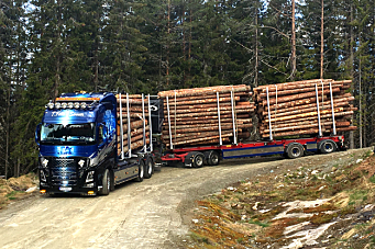 Øystein Felles Volvo FH16 kåret til Skandinavias tøffeste