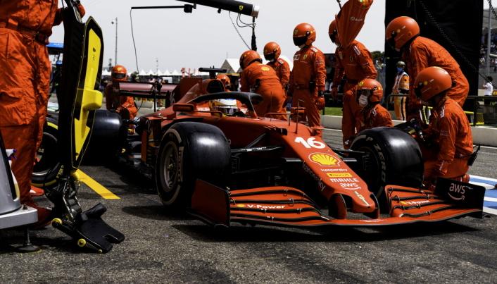 TEST: Shell benytter motorsport aktivt for å teste og utvikle oljeproduktene.