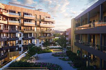 Snart byggestart for 59 nye leiligheter på Ammerud i Oslo