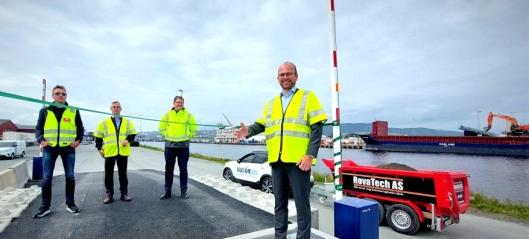 Skal redusere massetransport på vei i Trondheim-regionen
