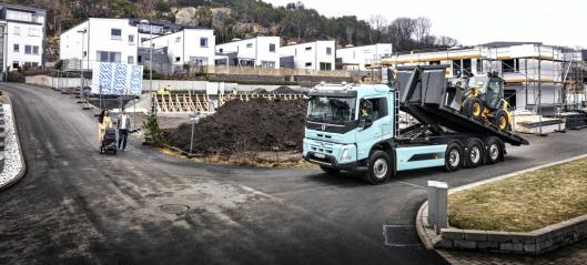 Volvo Trucks letter på sløret