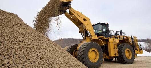Caterpillar-forhandler gir 70 millioner kroner i bonus til de ansatte