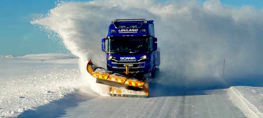 Løvland tildelt vinterdrifts-kontrakter