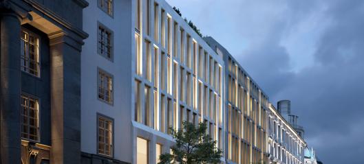 Veidekke skal bygge undervisnings-bygg i Oslo