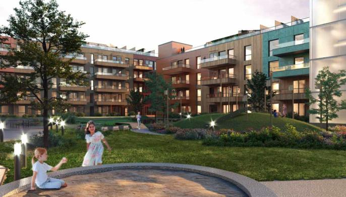 Planen til Oslo kommune er å transformere Ensjø til en boligbydel med nærmere 7000 leiligheter i tillegg til grøntområder, butikker, kafeer, skoler og barnehage.