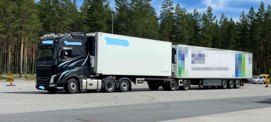 Ble sendt tom tilbake til Sverige fra norsk kontroll ved grensen