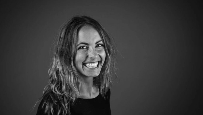 Prosjektleder Margrethe Ollendorff.