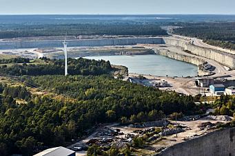 Stort svensk kalkbrudd får ikke fortsette - varsler betong-krise