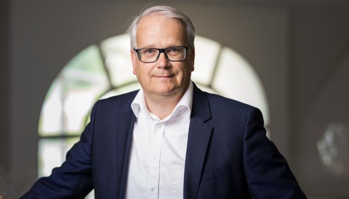Adm. direktør Magnus Ohlsson i Cementa varsler krise i tilgangen på betong i Sverige dersom kalkbruddet i Slite på Gotland legges ned til høsten.