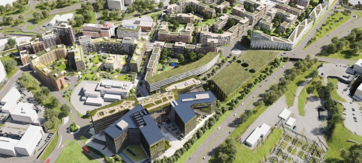 Skal bygge Construction City i Oslo