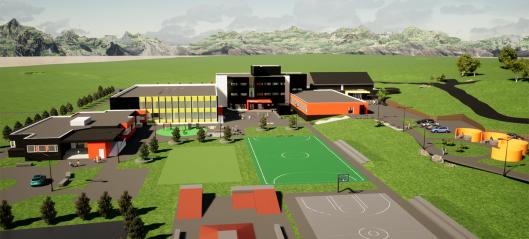 Peab bygger ut og fornyer Sørreisa skole