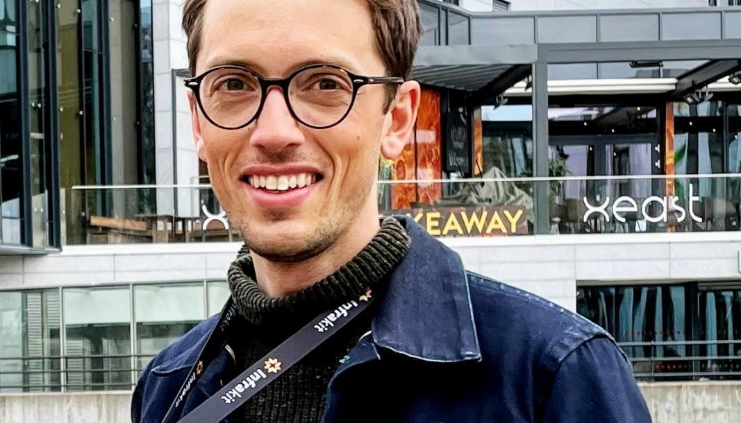 ANSATT: Morten Westergård blir ansvarlig for rådgivningsavdelingen hos Infrakit. Foto: Infrakit