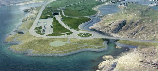 Hæhre/Risa tildelt Kvitsøy-kontrakten