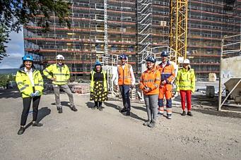 Tar grep mot uakseptabel oppførsel på bygge- og anleggsplasser