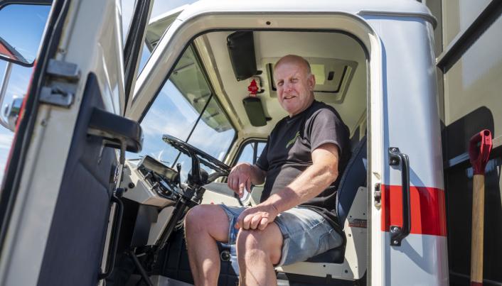 Bergheim Transport fra Valdres har spesialisert seg på blant annet flytting av hus. I juli 2021 flyttet de et laftet hus fra Gol sentrum til Vaset i Valdres.