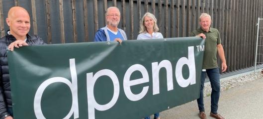 Holtefjellgruppen bytter navn til Dpend