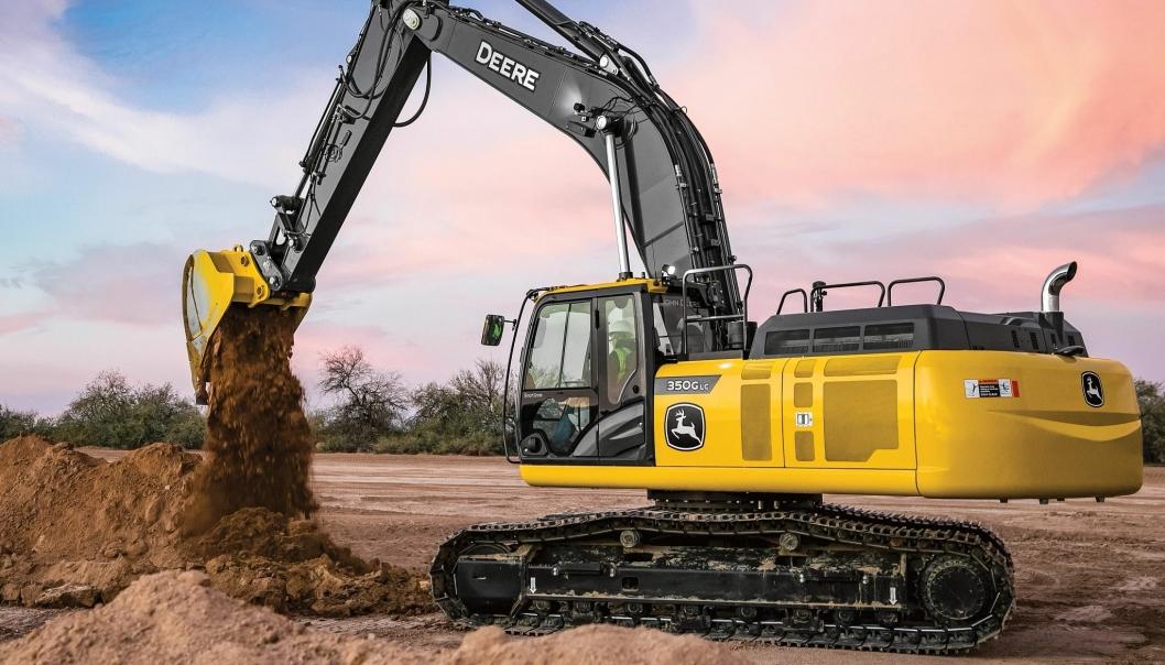 John Deere gravemaskiner skal fra neste år produseres av Deere & Company i Nord- og Sør-Amerika uten at Hitachi er med på produksjonen.