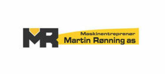 Martin Rønning AS søker anleggsleder