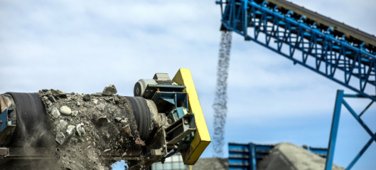 Lanserer «Norges mest miljøvennlige betong»