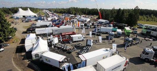 Norsk Scania og Bertel O. Steen trekker seg fra Transportmessa