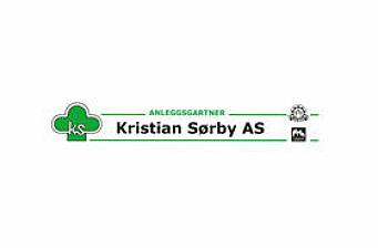 Kristian Sørby A/S Anleggsgartnerfirma søker anleggsgartner