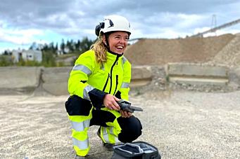Tanja Marie Gjerde ansatt for å styrke Feiring innen bergdrift