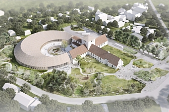 Multiconsult prosjekterer det nye Vikingtidsmuseet