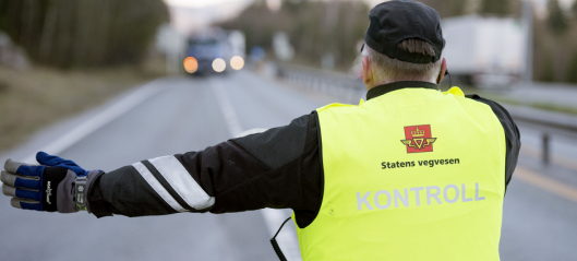 Slutt på anmeldelse for brudd på kjøre- og hviletid