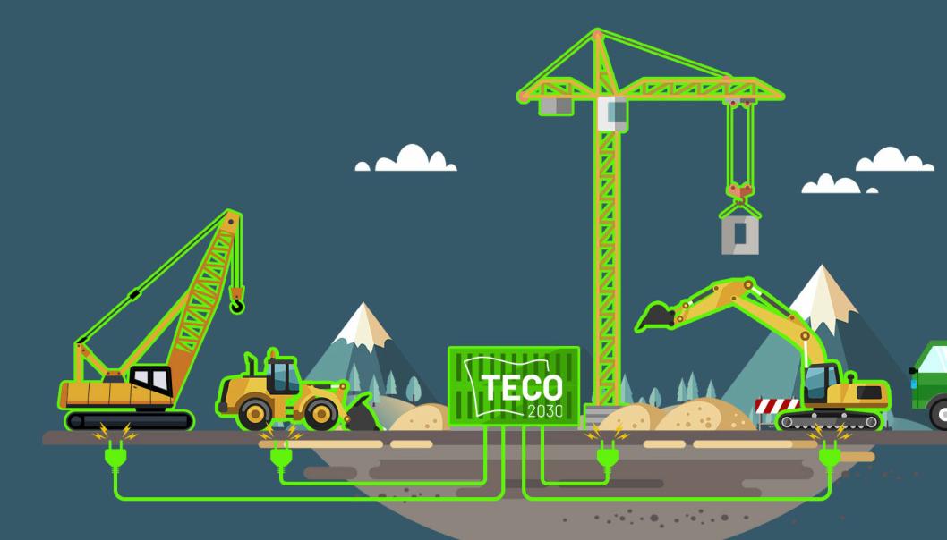 Everfuel vil levere grønt hydrogen til brenselceller og brenselcellegeneratorer utviklet av Teco 2030. Dette vil gjøre det mulig å kutte utslipp på steder der det er vanskelig å få til utslippskutt, for eksempel anleggsplasser.