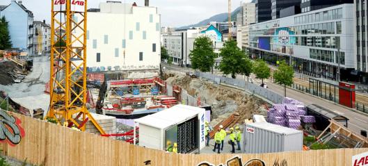 Enova med ny utlysing for utslippsfrie anleggs- og byggeplasser